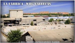 Partida Airsoft SIMCOM – Airsoft en la fábrica de Vallecas