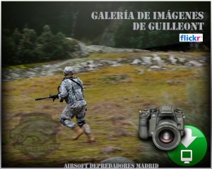 fotos Partida con M.A.S.H. Airsoft