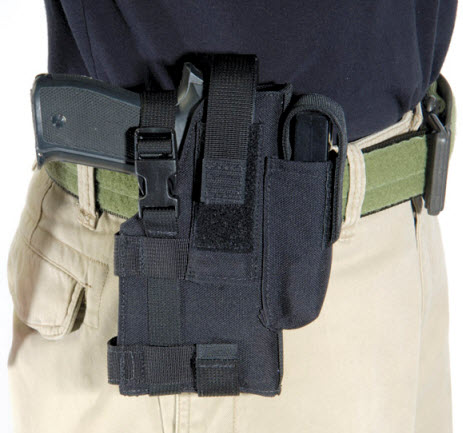 7680 Tactical Belt Holster 3