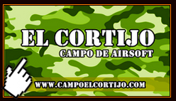 Campo Airsoft EL CORTIJO