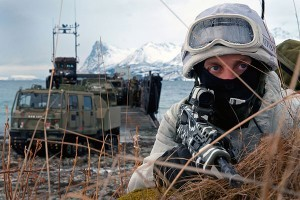 Uniformidad ROYAL MARINES - Airsoft