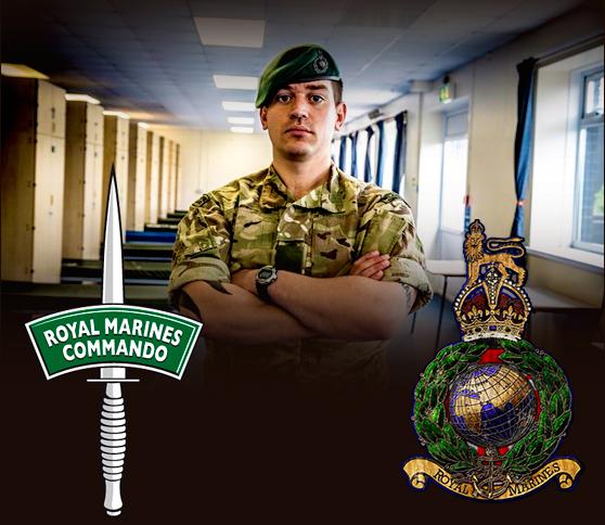 royal marines airsoft