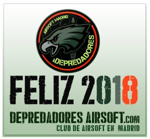 club de airsoft en madrid 2018