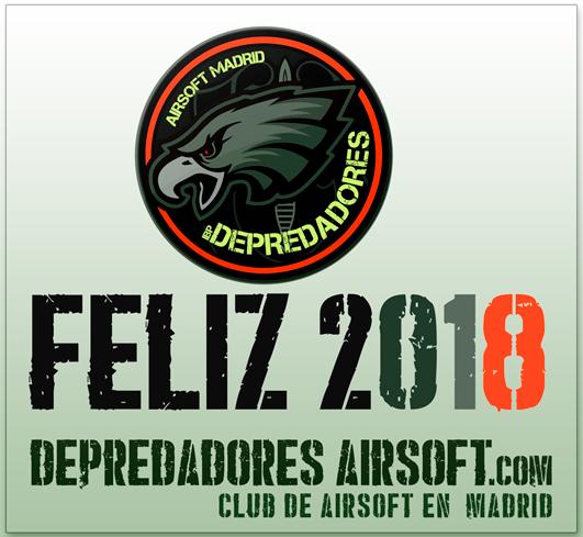 Club de Airsoft en Madrid