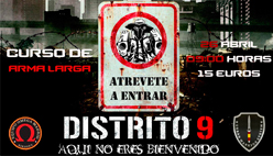 Campo Airsoft DISTRITO 9