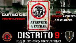 Campo Airsoft DISTRITO 9