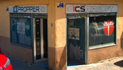 Tienda de Airsoft TACTICAL CENTER