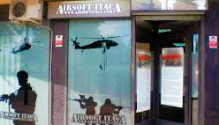 Tienda de Airsoft ITACA